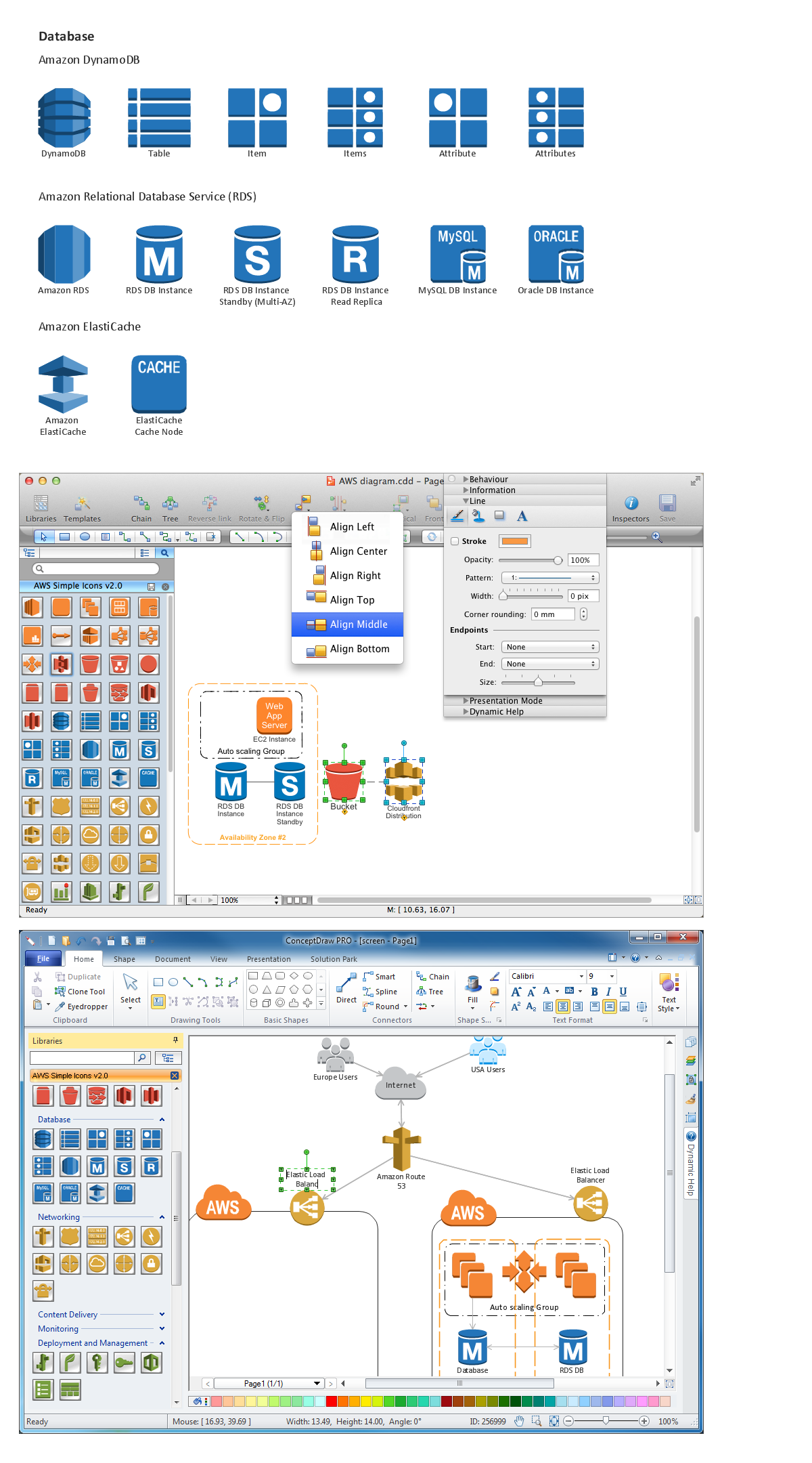 Is ConceptDraw an Alternative to Visio