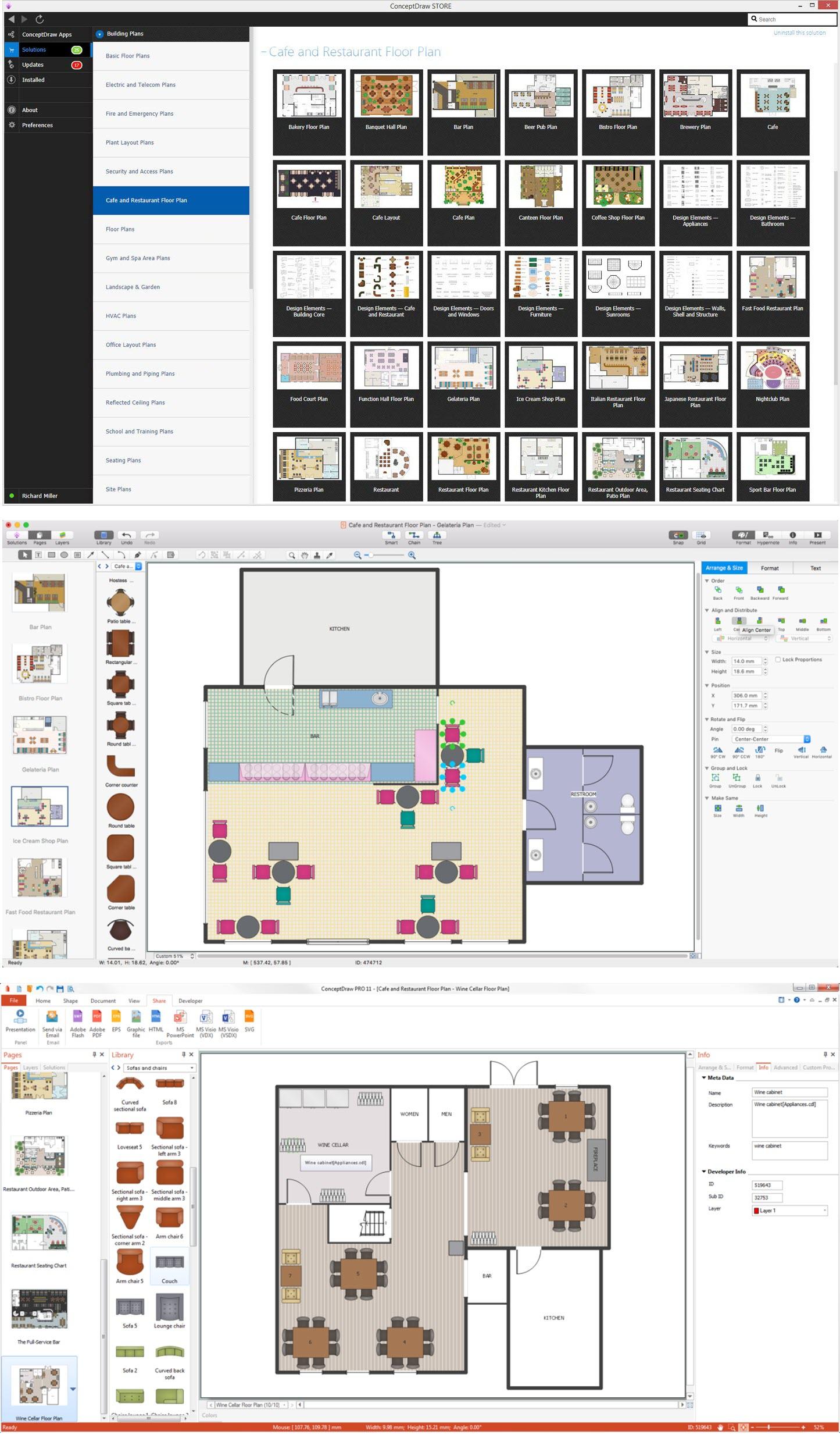 Cafe And Restaurant Floor Plans Restaurant Floor Plans Samples Coffee Shop Floor Plan Examples Of Small Coffee Shop Floor Plans