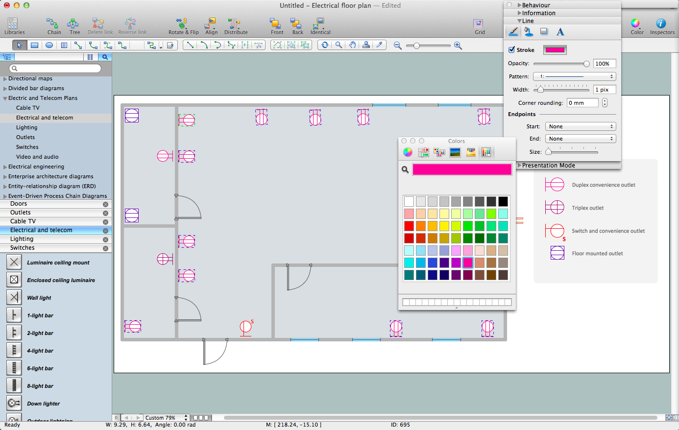 Software For Wiring Diagram from www.conceptdraw.com