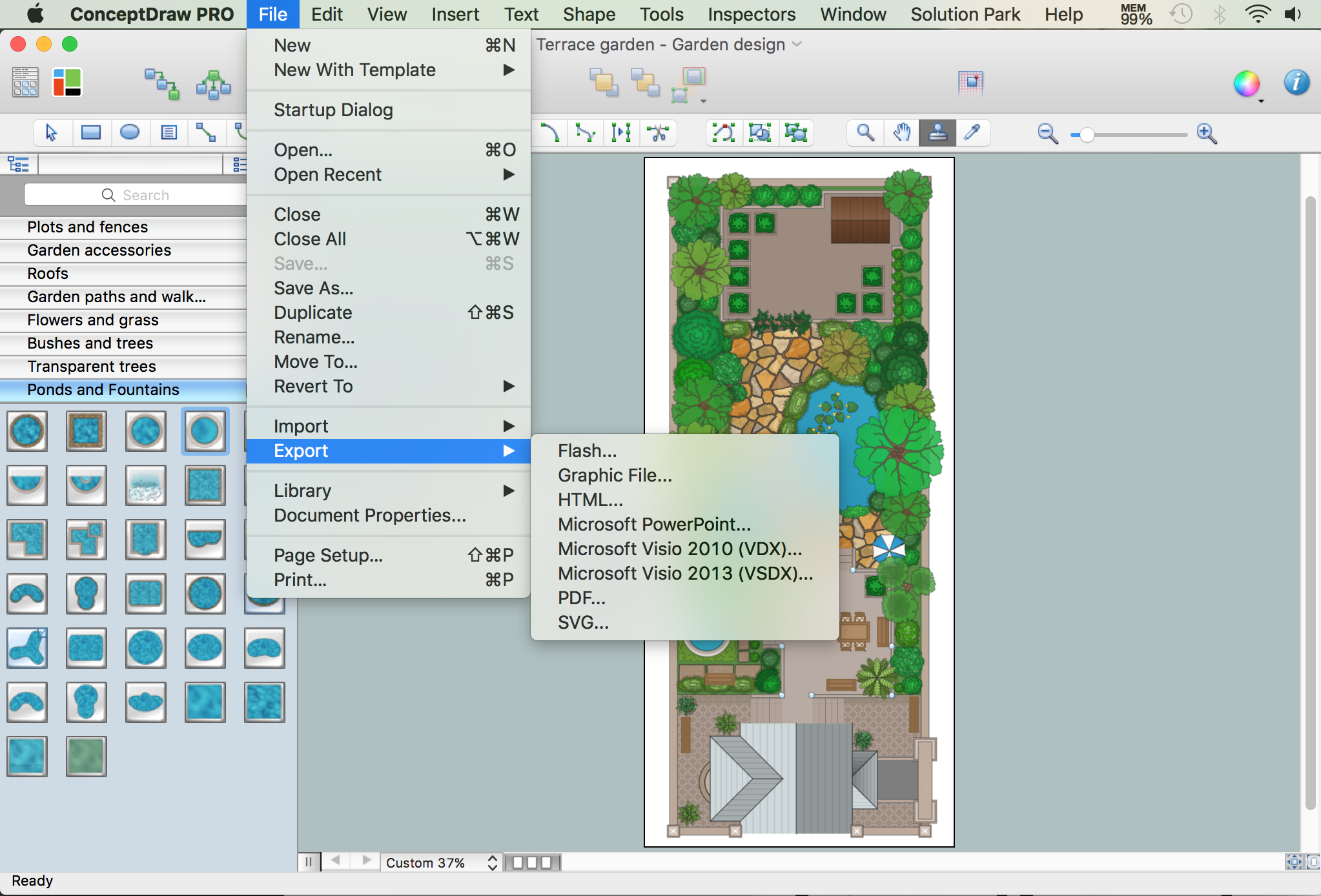 tasty home design tools. Exporting Landscape Design Plan Software  Draw Deck and Patio Plans