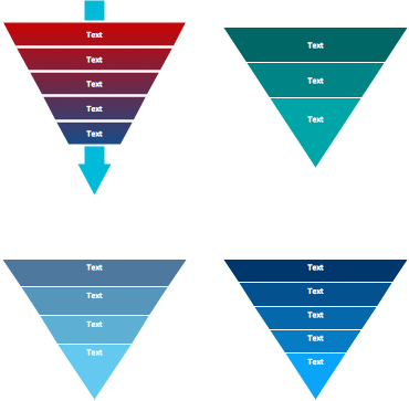 How to Create a Pyramid Diagram