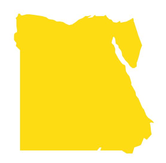 Geo Map - Africa - Egypt