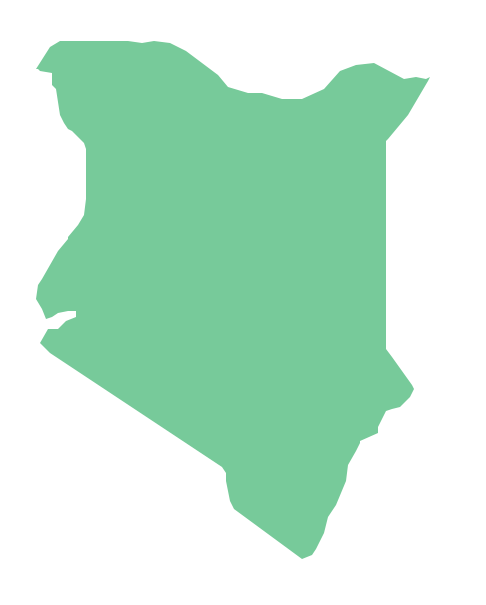 Geo Map - Africa - Kenya
