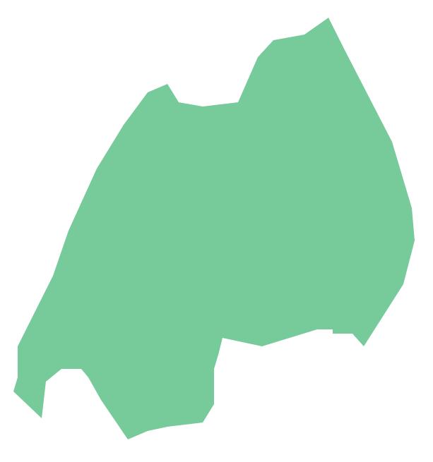 Geo Map - Africa - Rwanda