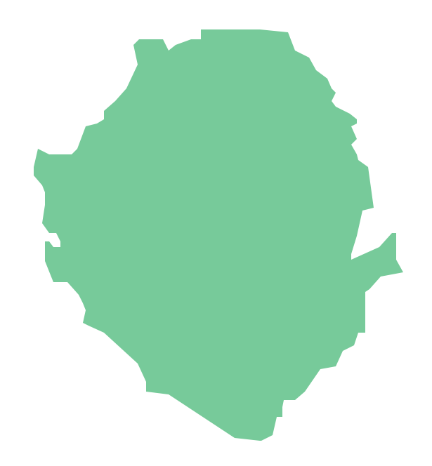 Geo Map - Africa - Sierra Leone