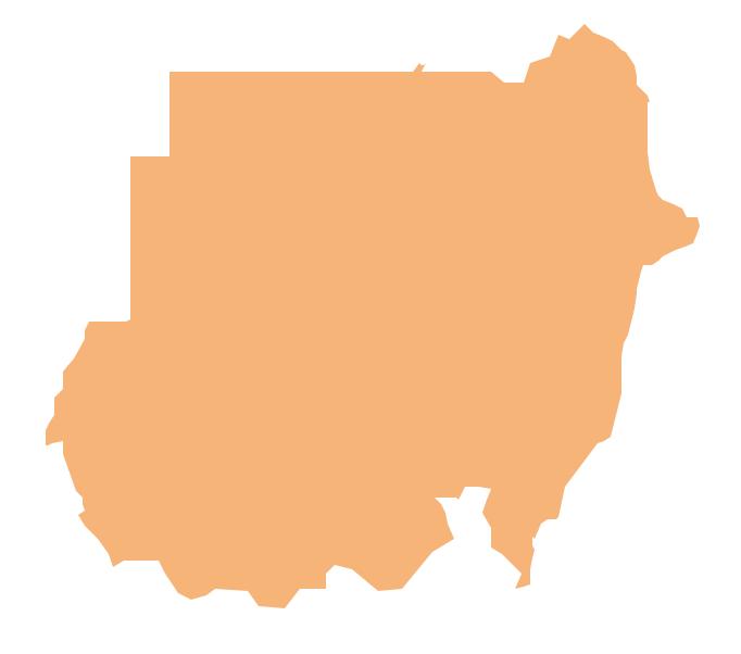 Geo Map - Africa - Sudan