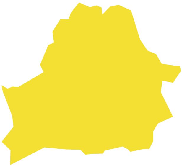 Geo Map - Europe - Belarus