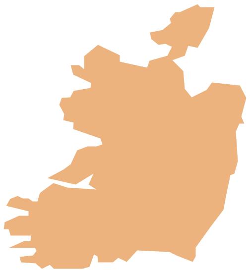 Geo Map - Europe - Ireland | Geo Map — Europe — Poland | Geo Map ...