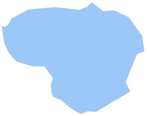 Geo Map - Europe - Lithuania *
