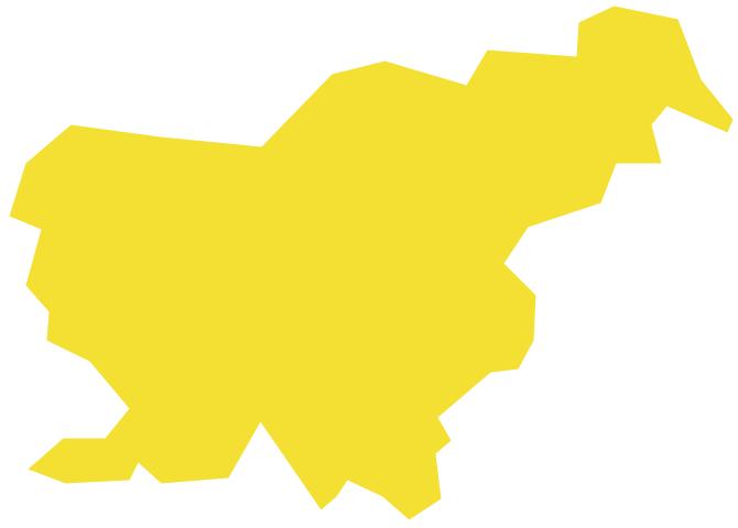 Geo Map - Europe - Slovenia