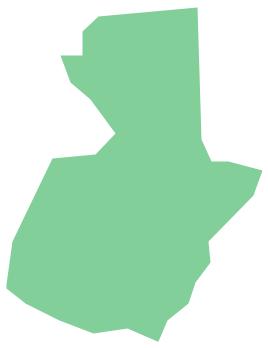 Geo Map - South America - Guatemala