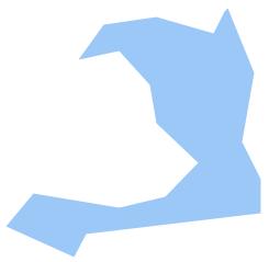 Geo Map - South America - Haiti