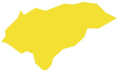 Geo Map - South America - Honduras
