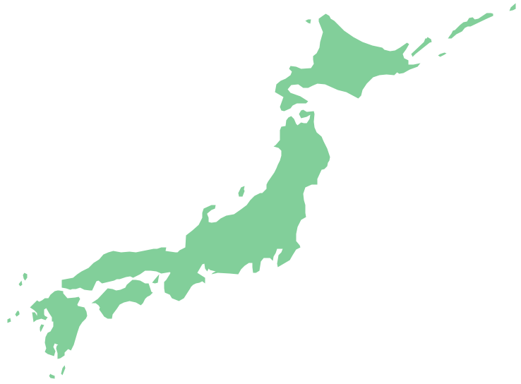 Geo Map - Asia - Japan
