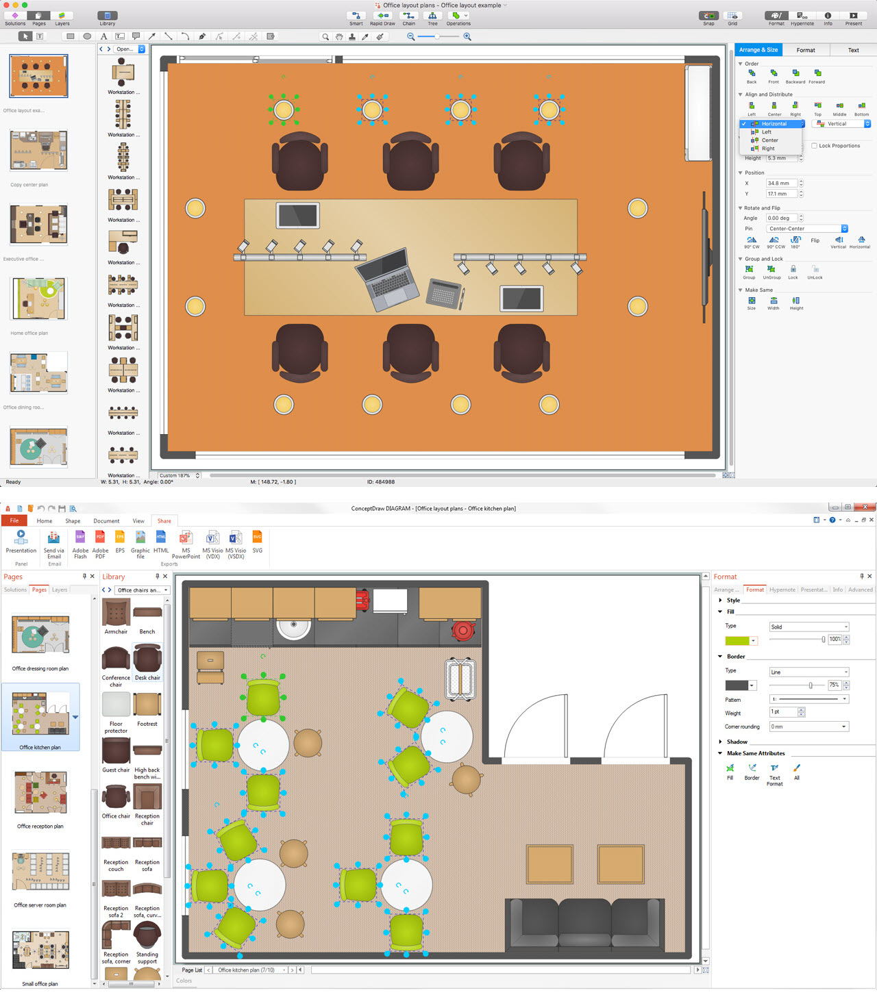 Office Design Software *