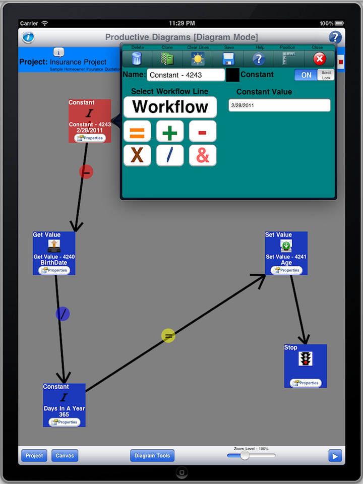 Top ipad Diagramming Apps