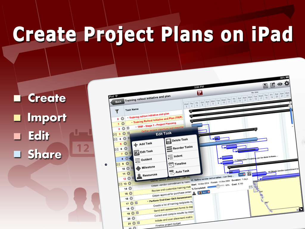 top ipad project planning apps project planning pro