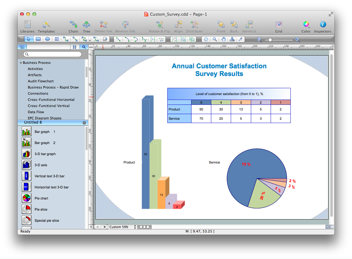 Import from Visio to ConceptDraw PRO