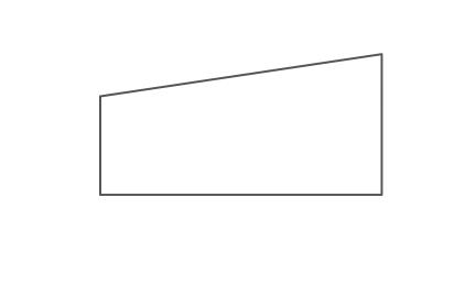 Accounting Flowchart Symbol - Manual Input