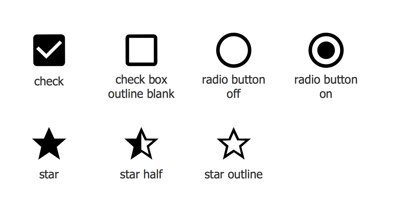 Android System Icons (toggle)