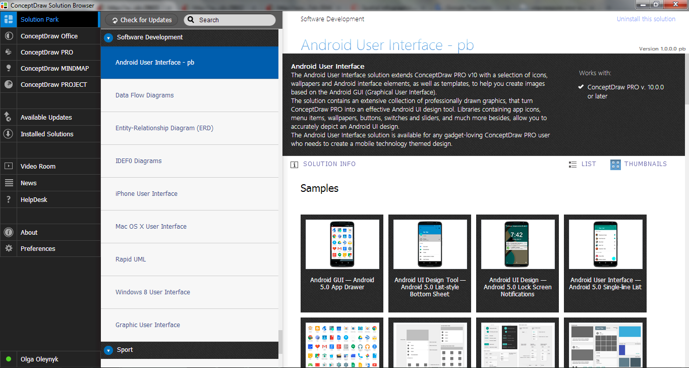 android ui design tool android user interface in solutionbrowser android ui design tool - Android Ui Maker