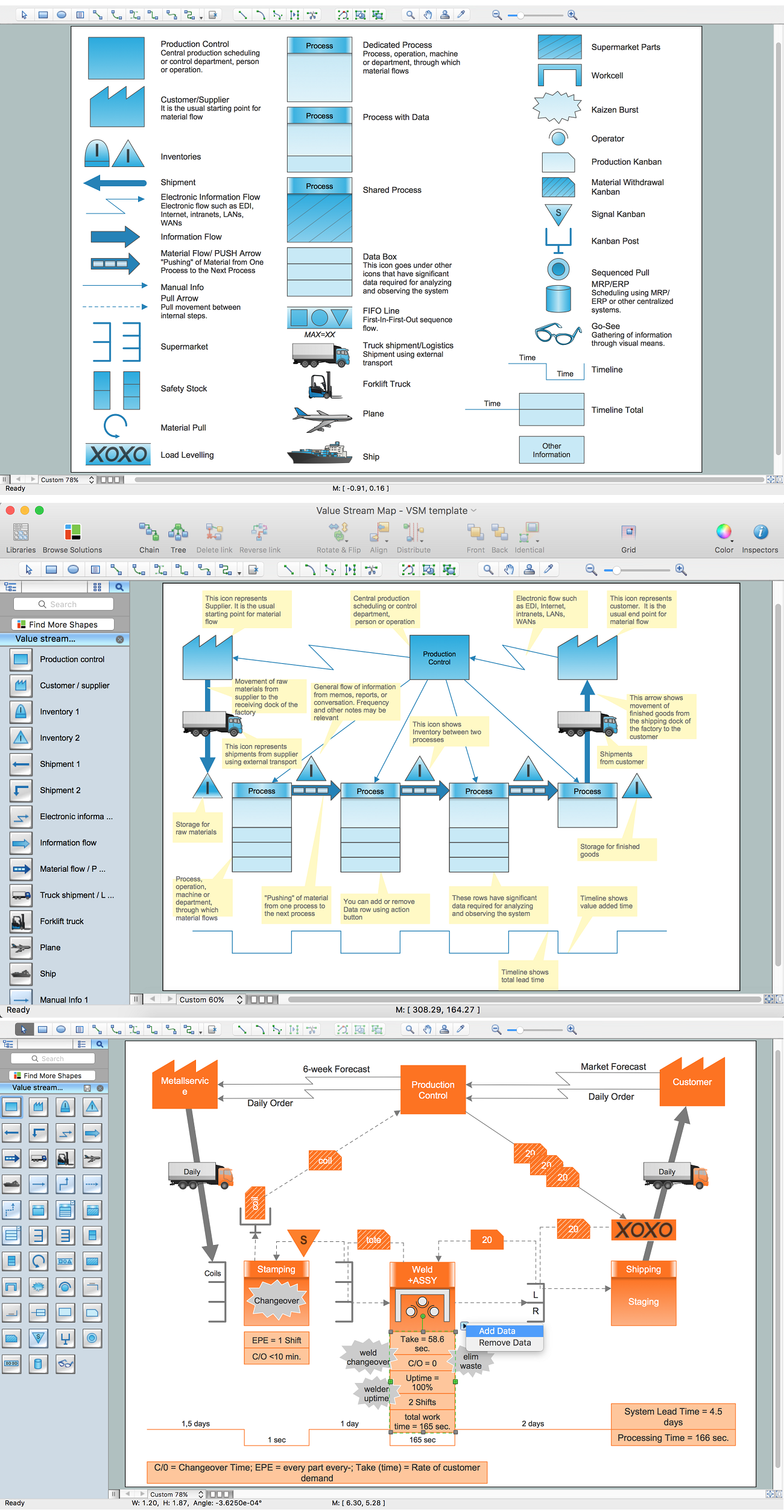 Best Value Stream Mapping mac Software *