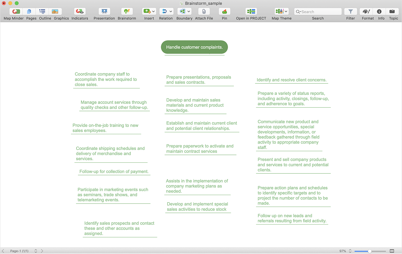 How to Brainstorm with ConceptDraw MINDMAP
