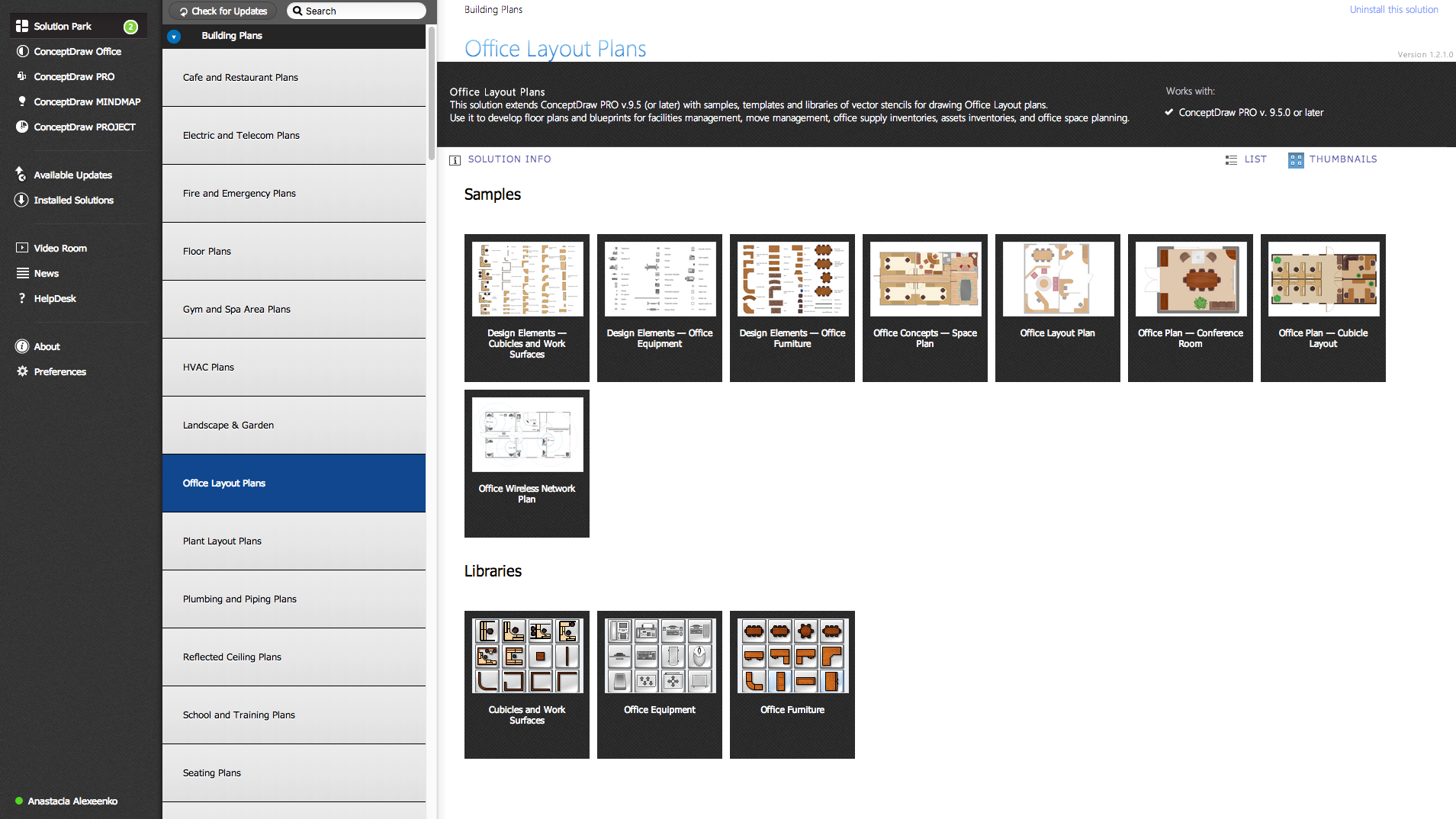 Free online warehouse layout software store layout maker Free office layout planner