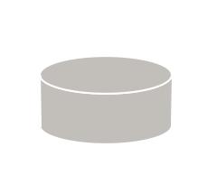 Business Process Flowchart Symbols - Magnetic DisMagnetic Disk (Database)