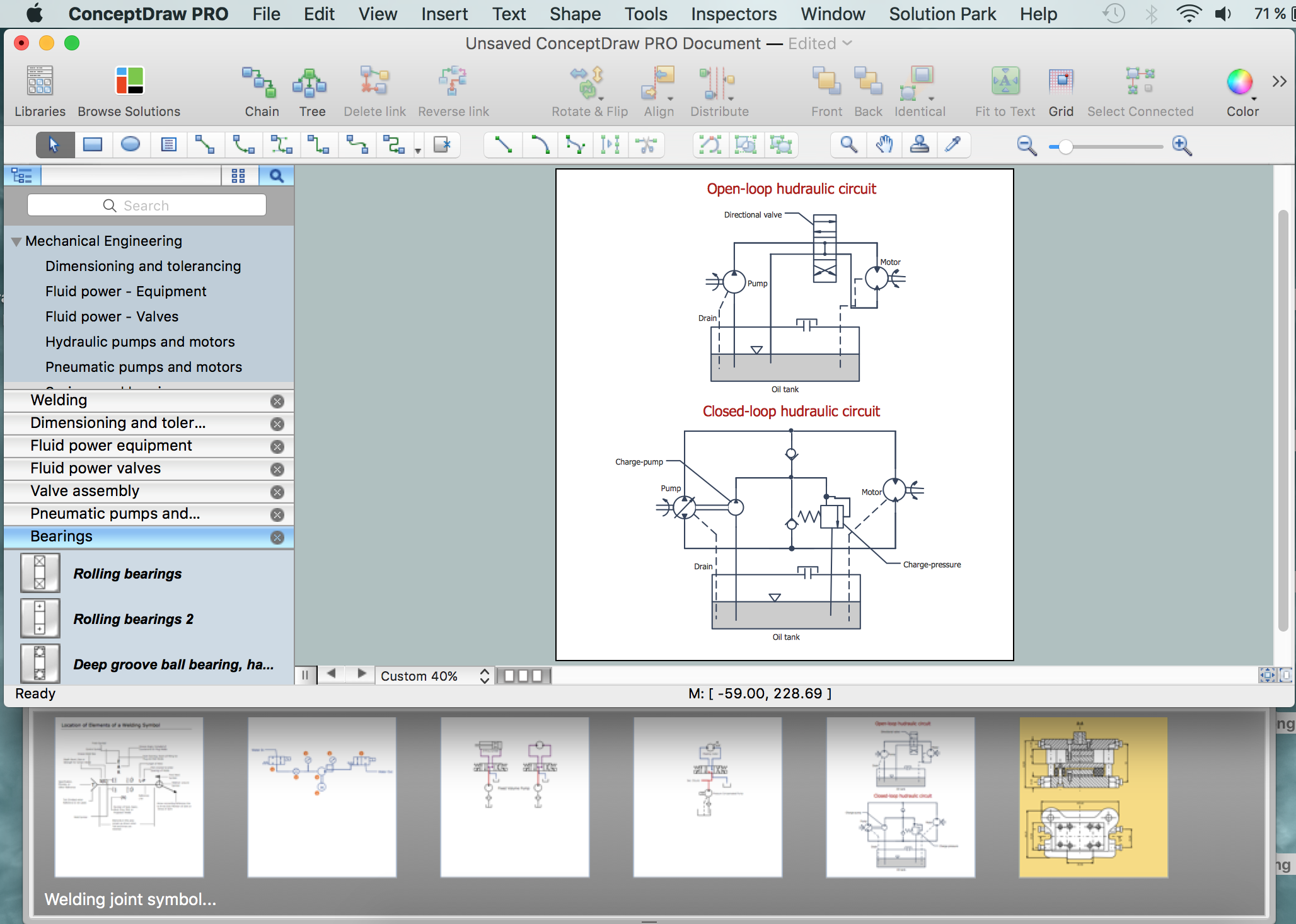 Cad drawing software for making mechanic diagram and for Online cad drawing software