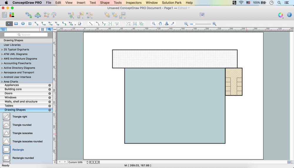 Caf 233 Floor Plan Design Software Professional Building