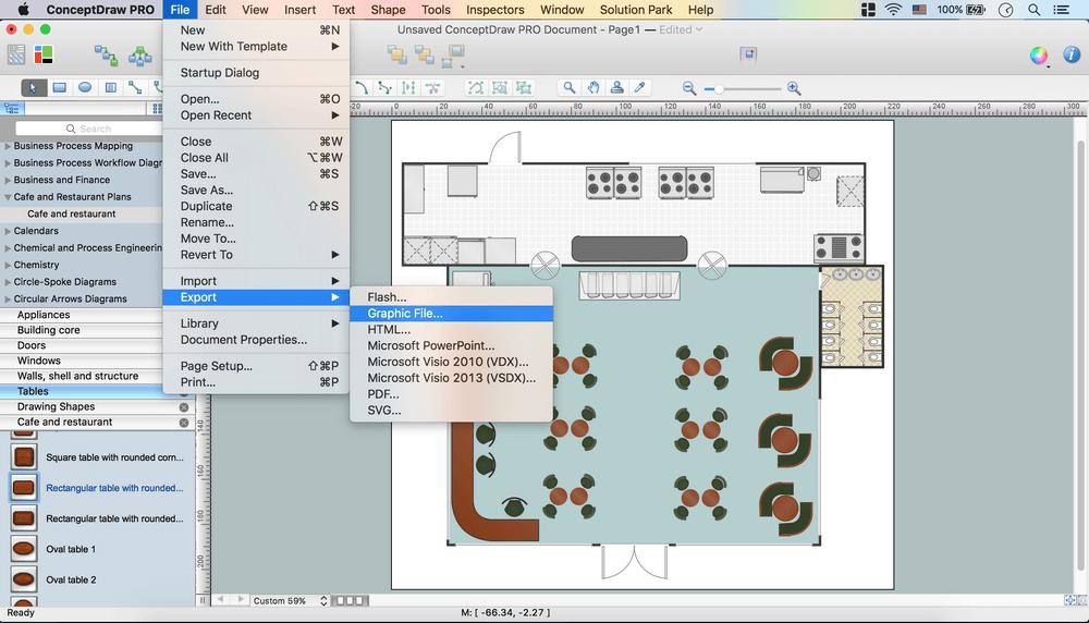 caf233 floor plan design software professional building