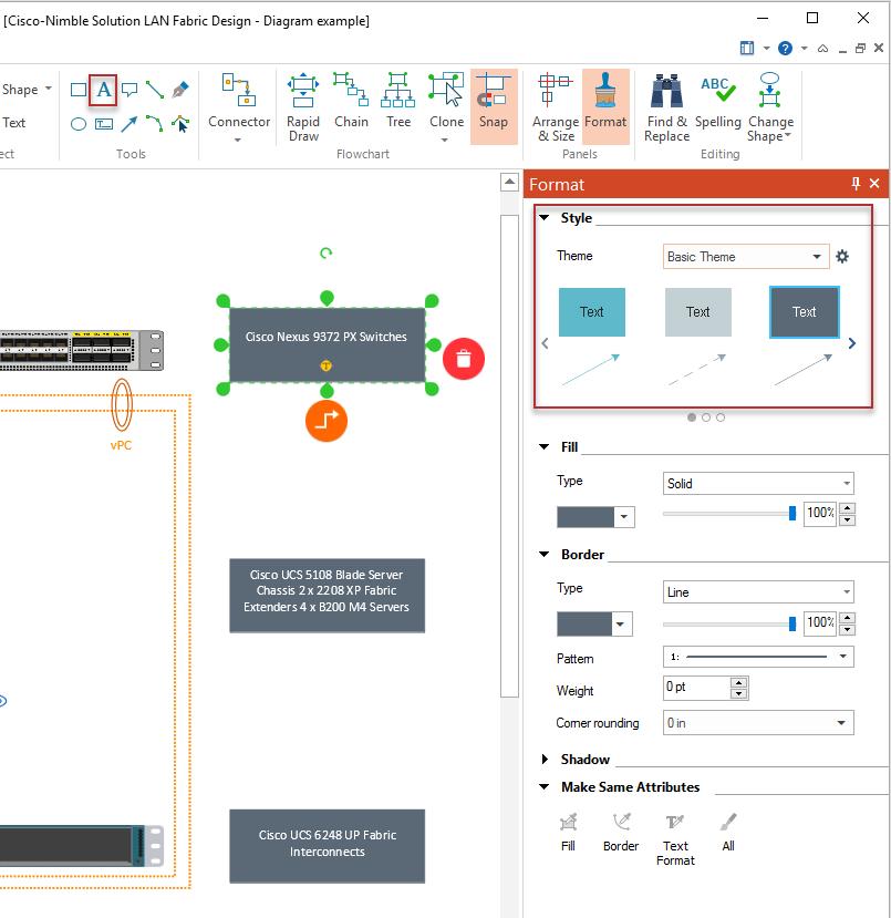 Creating Cisco Ucs Connectivity Diagram