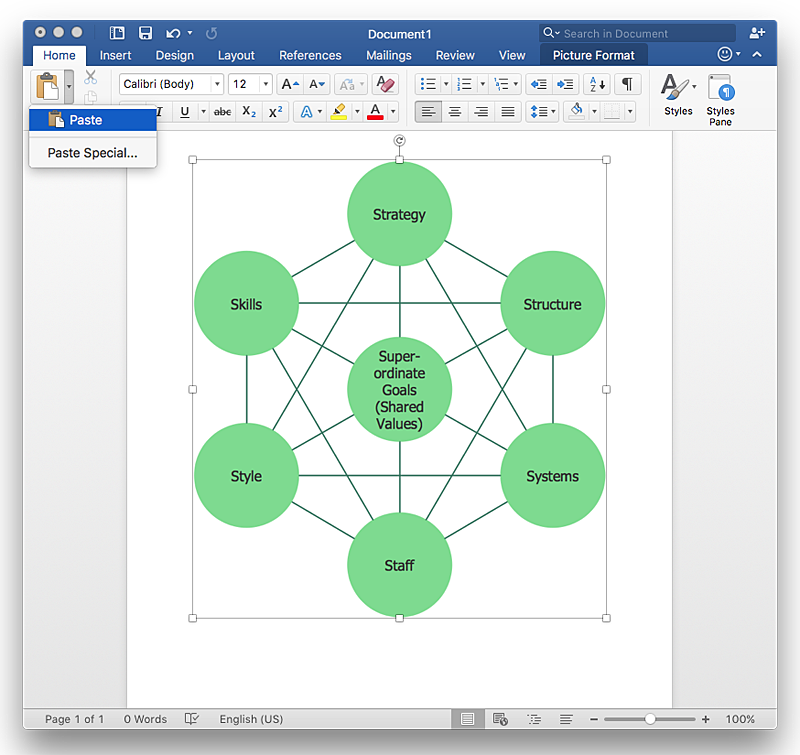 How To Create A Venn Diagram In Word - Wiring Diagram