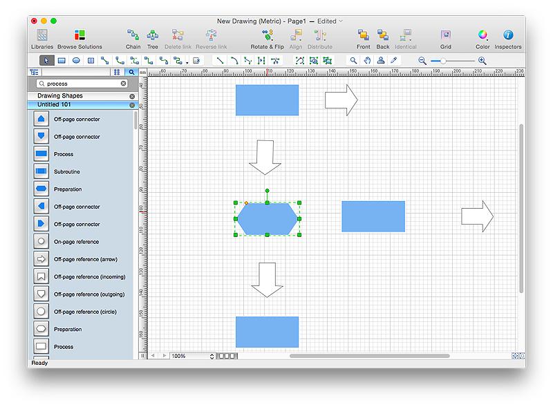 conceptdraw-simple-diagram