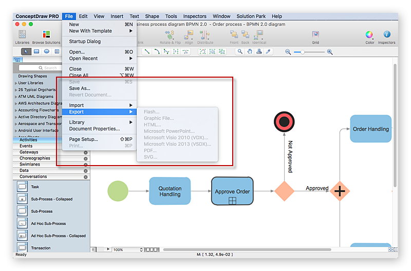 Download ConceptDraw Office