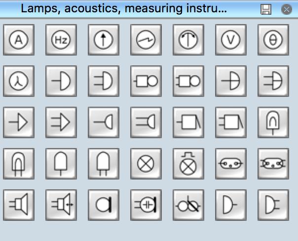 Electrical Symbols | Electrical Schematic Symbols
