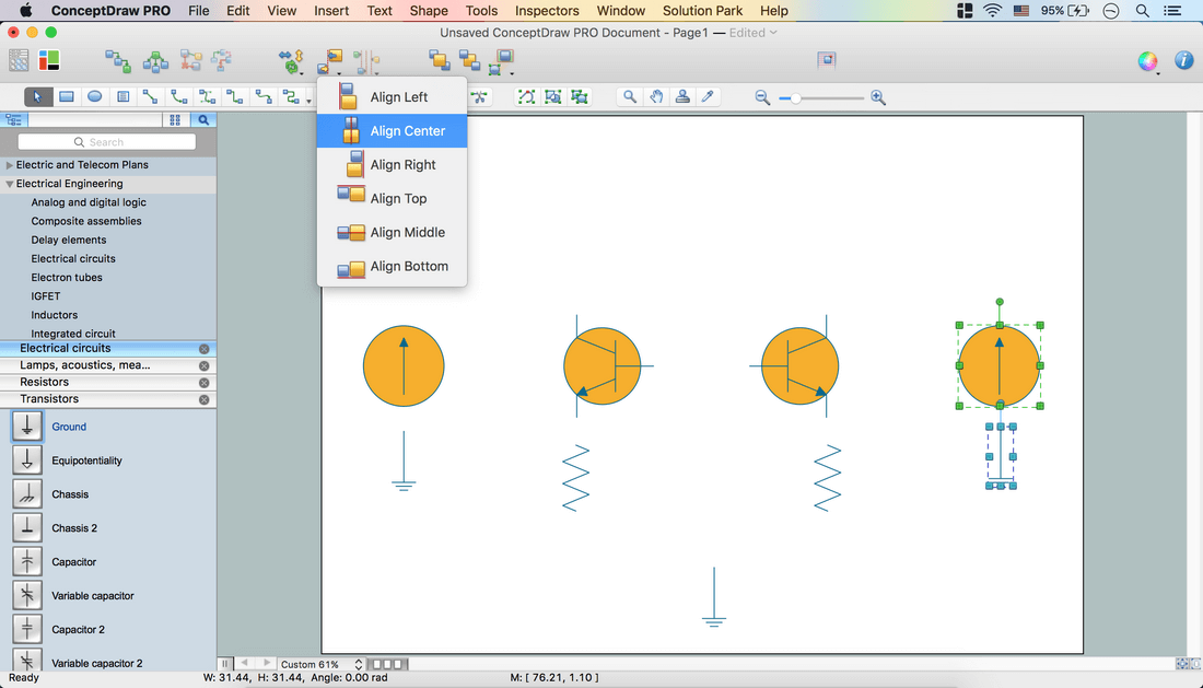 electrical diagram software create an electrical diagram