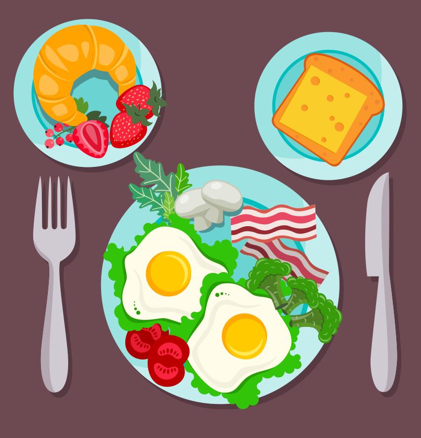 Food Images - Easy Breakfast