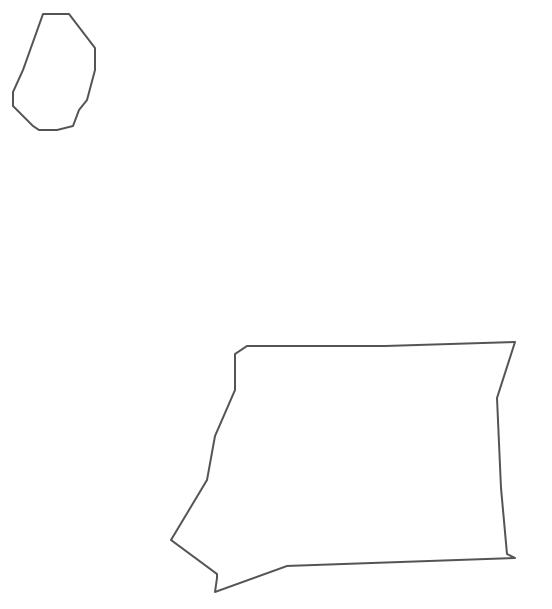 Geo Map - Africa - Equatorial Guinea Contour