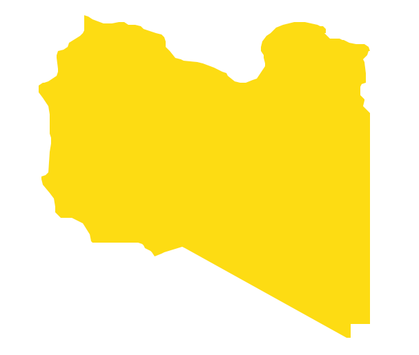 Geo Map - Africa - Libya