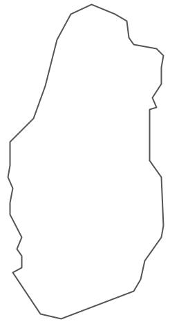 Geo Map - Asia - Qatar Contour