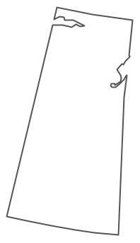 Geo Map - Canada - Saskatchewan Contour