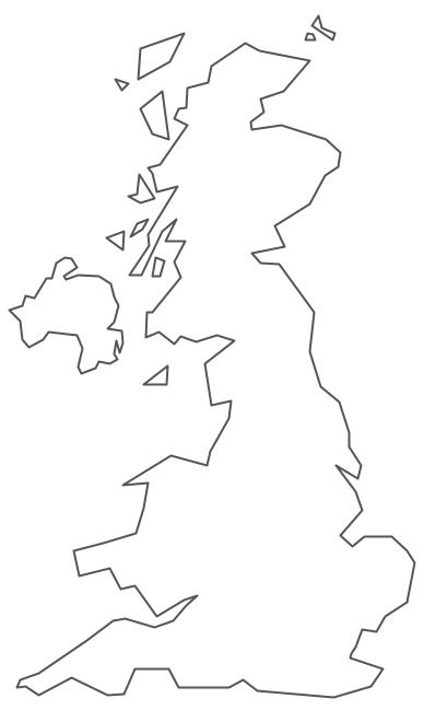 Contour Map Uk Geo Map   Europe   United Kingdom
