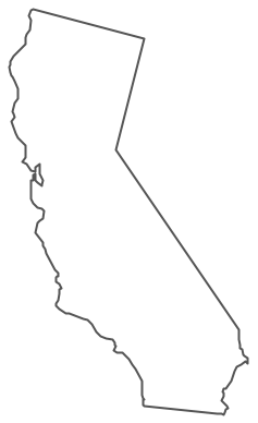Image Result For California Usa Map