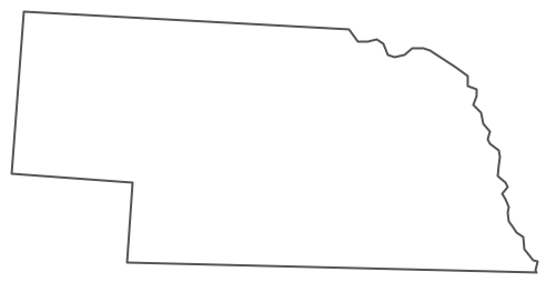 Image Result For Nebraska Map