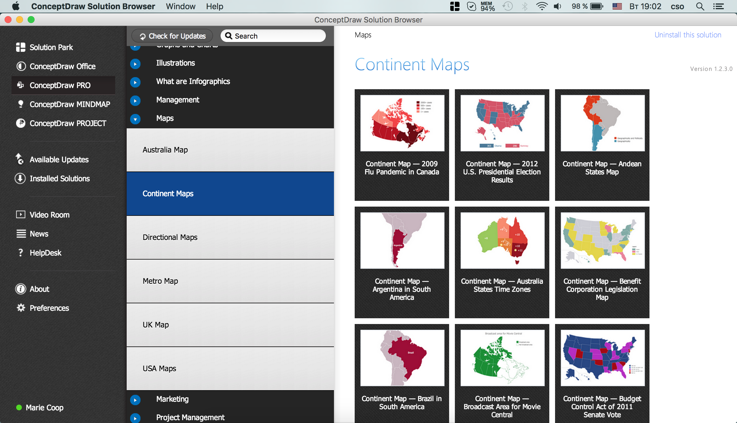 Map Software  Create Great-Looking Maps, Flags, Charts and More!
