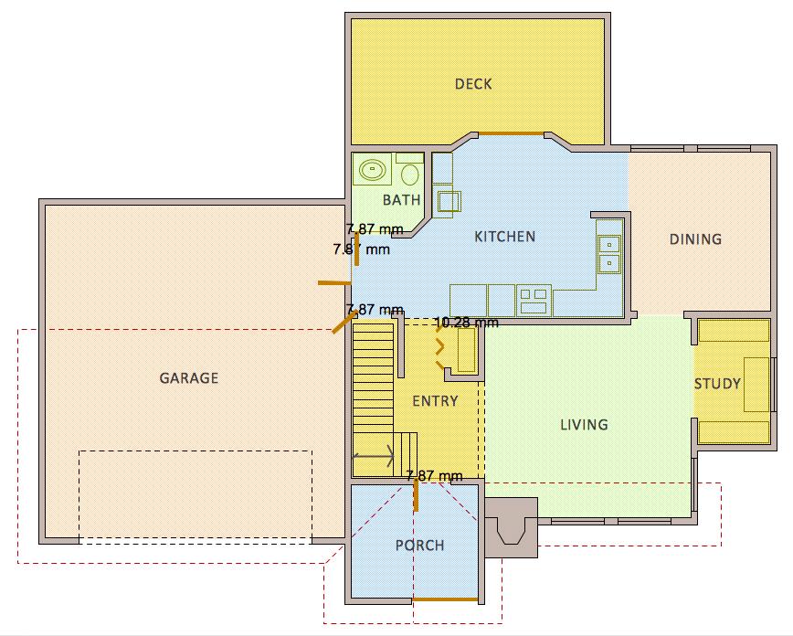 Home Plan Sample