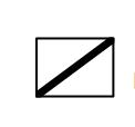 Electrical symbols Nain control or intake