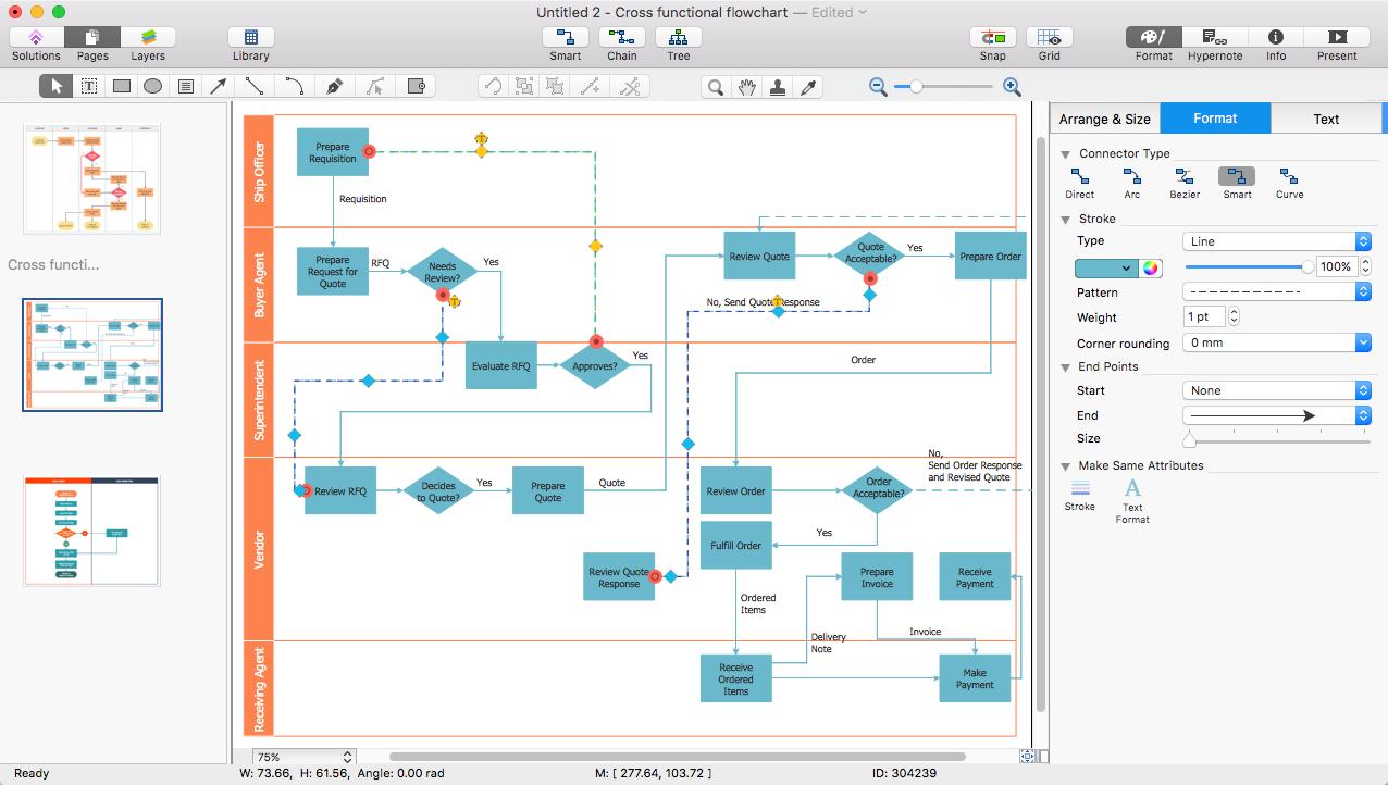 cross-functional-flowchart-export-to-pdf